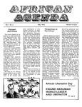 African Agenda, May 1972