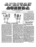 African Agenda, January 1973