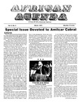 African Agenda, March 1973