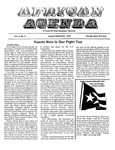 African Agenda, August & September 1974