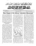 African Agenda, February & March 1975