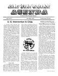 African Agenda, April & May 1975