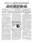 African Agenda, June & July 1975