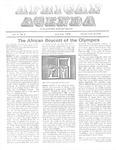 African Agenda, June & July, 1976 by African American Solidarity Committee