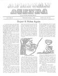 African Agenda, September & October 1976 by African American Solidarity Committee