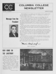 Columbia College Newsletter