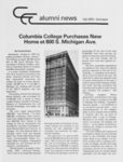 Columbia College Alumni News by Columbia College Chicago