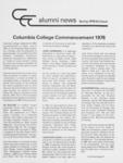 Columbia College Alumni News