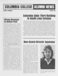 Columbia College Alumni News