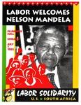Labor Welcomes Nelson Mandela