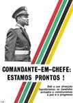 Comandante-Em-Chefe: Estamos Prontos!