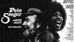 Pete Seeger and Jane Sapp In Concert