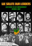 We Salute Our Leaders: Sentenced to Life Imprisonment, Rivonia: 1963