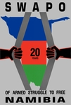 SWAPO: 20 Years of Armed Struggle to Free Namibia