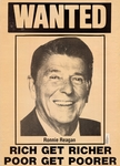 Wanted Ronnie Reagan