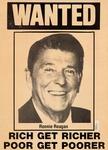 Wanted Ronnie Reagan