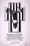 End Conscription Campaign: [Oppressed Christians of South Africa...]