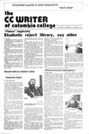 CC Writer (03/25/1977) by Columbia College Chicago