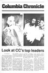 Columbia Chronicle (10/31/1978) by Columbia College Chicago