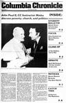 Columbia Chronicle (03/19/1979)