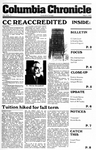 Columbia Chronicle (05/04/1979) by Columbia College Chicago