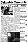 Columbia Chronicle (05/21/1979) by Columbia College Chicago