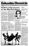 Columbia Chronicle (11/16/1979) by Columbia College Chicago