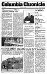 Columbia Chronicle (01/25/1980) by Columbia College Chicago