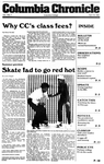 Columbia Chronicle (04/18/1980) by Columbia College Chicago