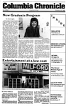 Columbia Chronicle (10/20/1980) by Columbia College Chicago