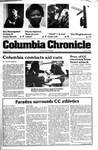 Columbia Chronicle (05/01/1981) by Columbia College Chicago