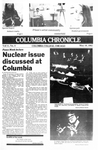 Columbia Chronicle (05/10/1982) by Columbia College Chicago