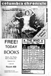 Columbia Chronicle (12/06/1982) by Columbia College Chicago