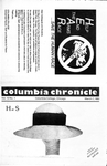 Columbia Chronicle (03/07/1983) by Columbia College Chicago
