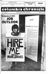 Columbia Chronicle (04/18/1983) by Columbia College Chicago
