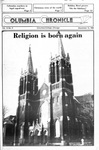 Columbia Chronicle (12/12/1983) by Columbia College Chicago