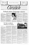 Columbia Chronicle (04/02/1984) by Columbia College Chicago