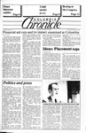 Columbia Chronicle (11/19/1984) by Columbia College Chicago