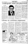 Columbia Chronicle (03/11/1985) by Columbia College Chicago