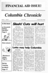 Columbia Chronicle (3/18/1985)