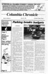 Columbia Chronicle (03/25/1985)