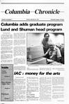Columbia Chronicle (09/30/1985)