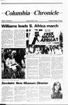 Columbia Chronicle (10/14/1985) by Columbia College Chicago