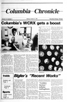 Columbia Chronicle (10/21/1985) by Columbia College Chicago