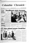 Columbia Chronicle (10/28/1985) by Columbia College Chicago