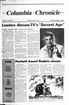 Columbia Chronicle (11/11/1985)