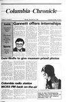 Columbia Chronicle (11/25/1985)