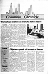 Columbia Chronicle (03/03/1986) by Columbia College Chicago