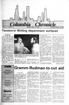 Columbia Chronicle (3/10/1986)