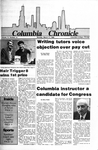 Columbia Chronicle (03/17/1986) by Columbia College Chicago